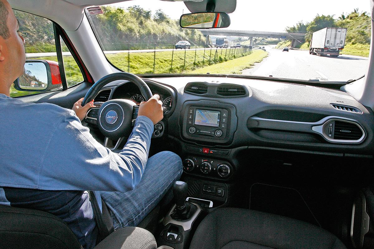 Longa Duração - Jeep Renegade