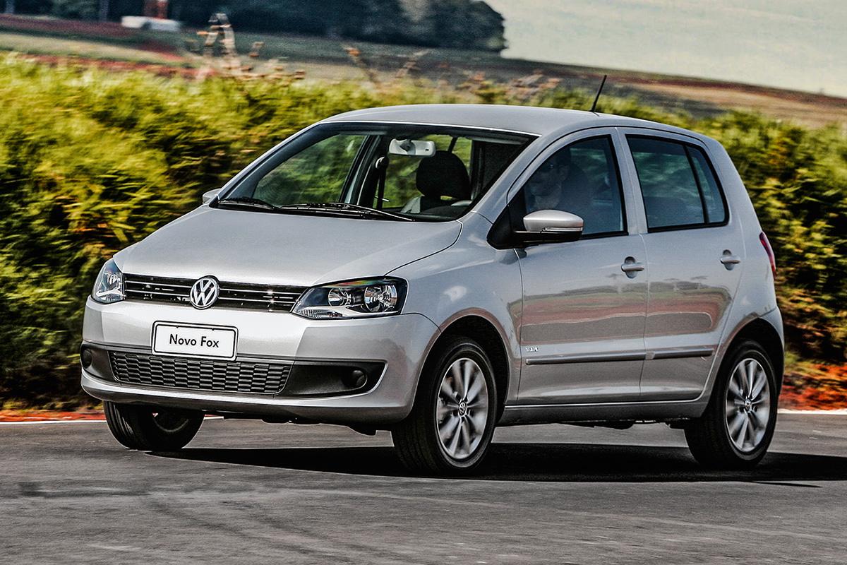 Volkswagen Fox Trend 1.0 4P 2014