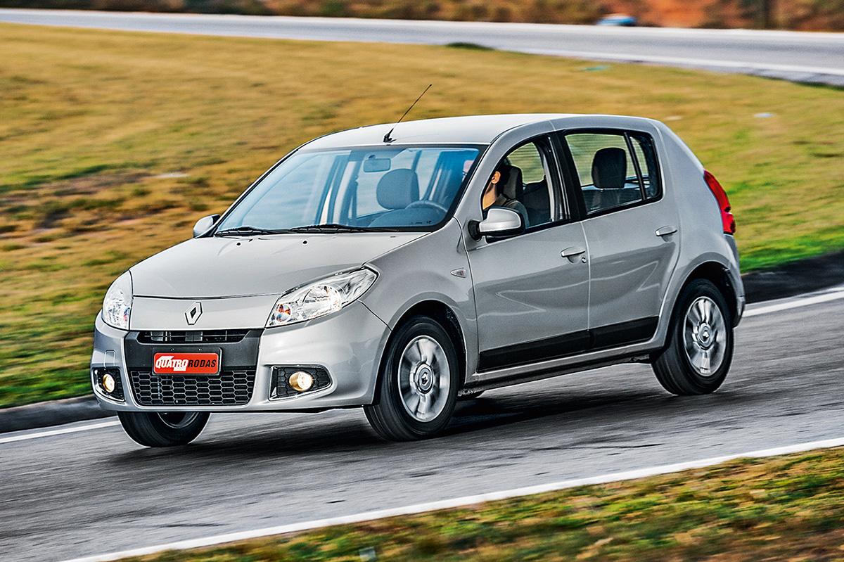 Renault Sandero Expression 1.0 4P 2014