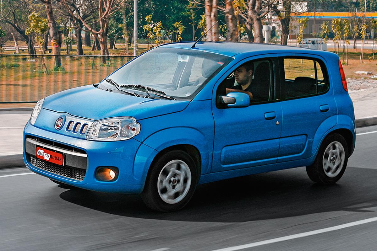 Fiat Uno Vivace / Way 1.0 4P 2013