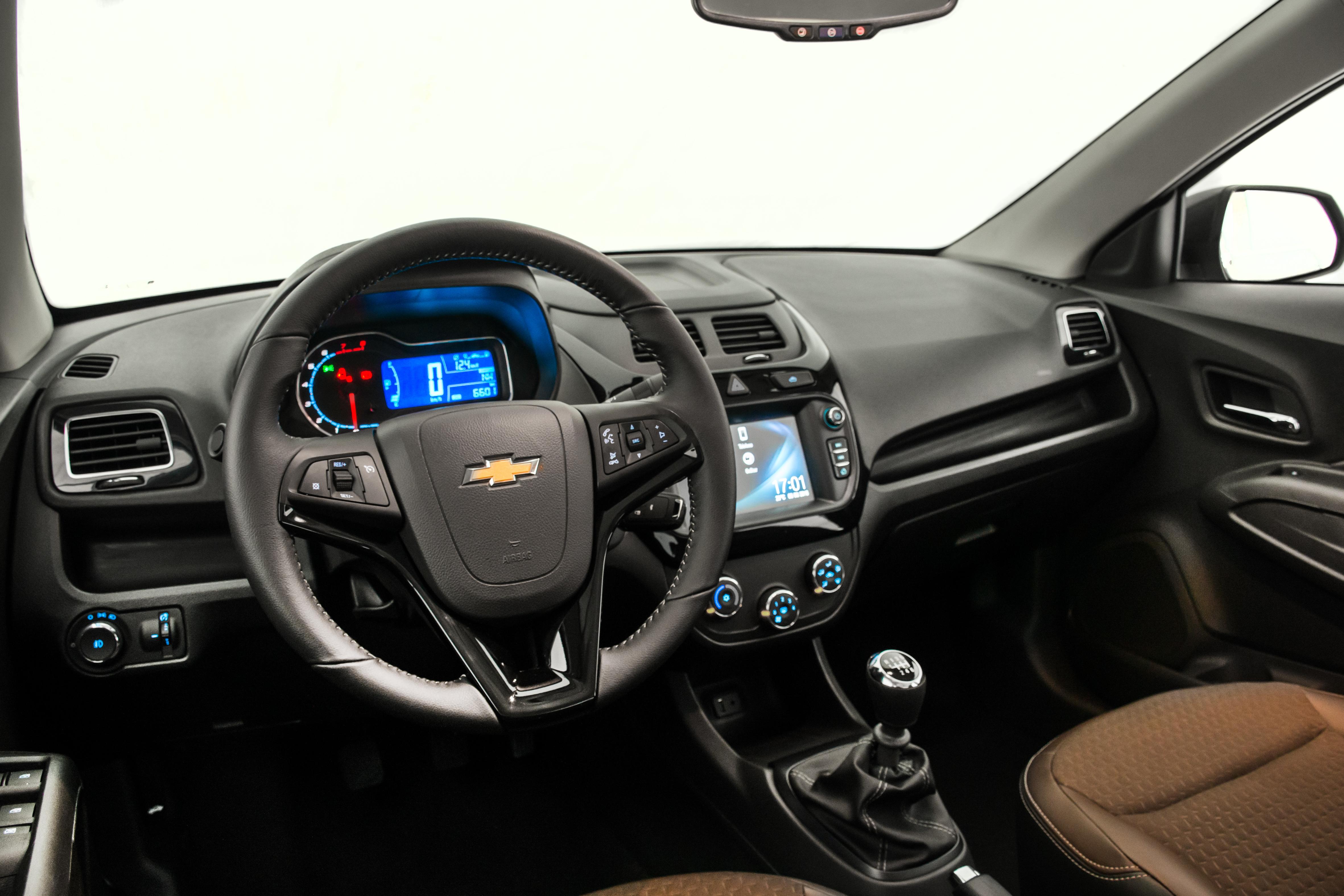 Chevrolet Cobalt LTZ 2017