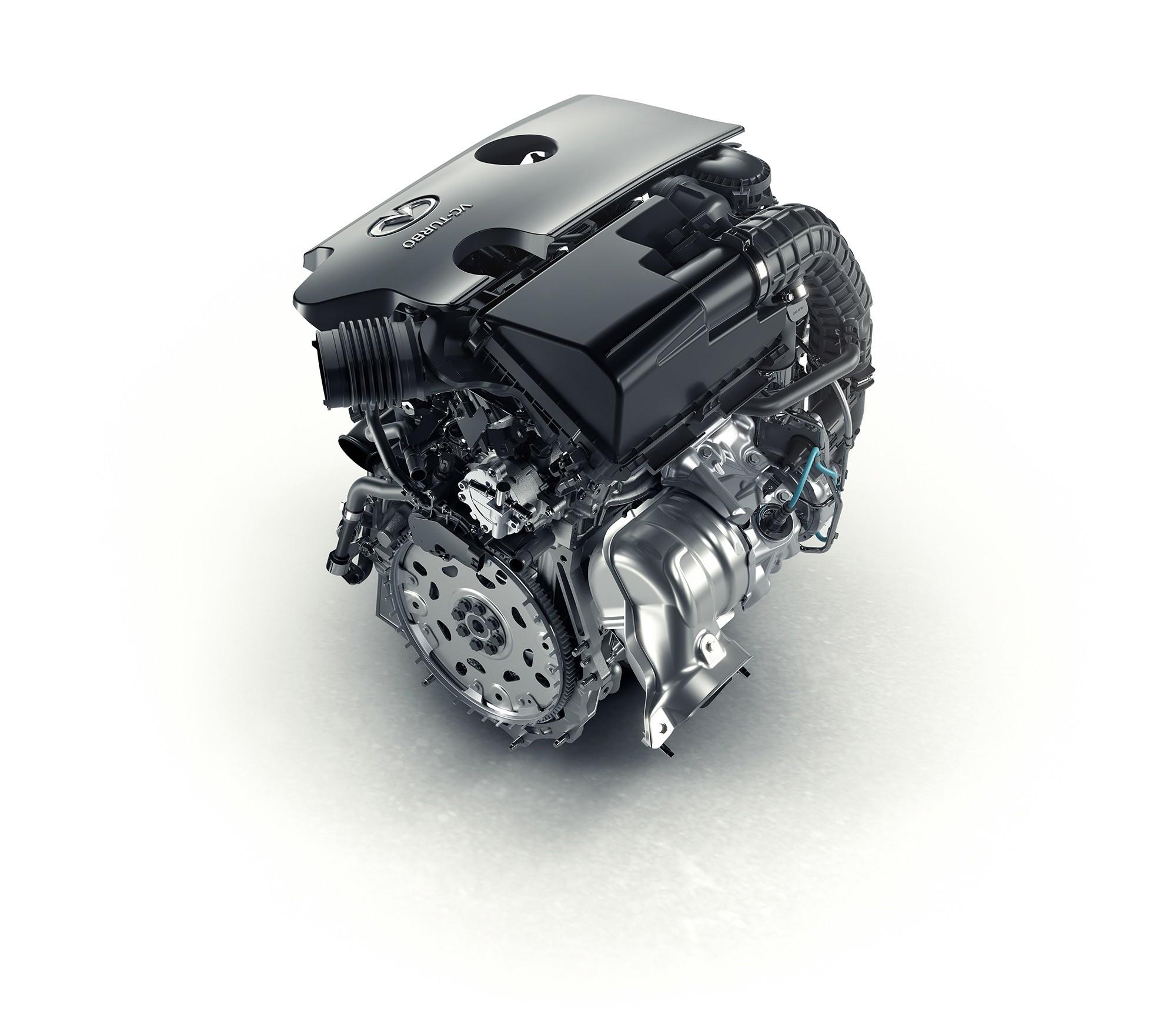 Motor Infiniti VC-T 3/4