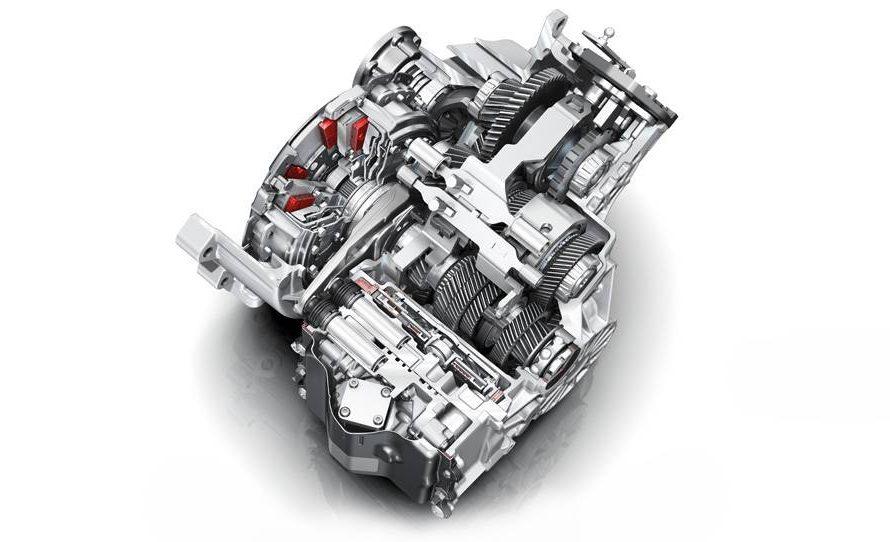 Volkswagen DSG DQ 200