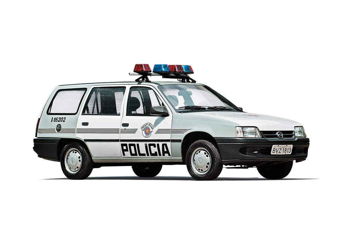 Viaturas policiais - Chevrolet Ipanema