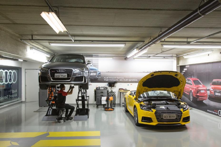 Audi Airport Service 1