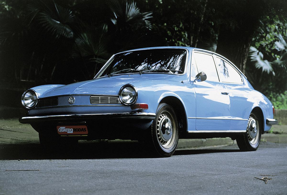 Karmann-Ghia TC modelo 1973