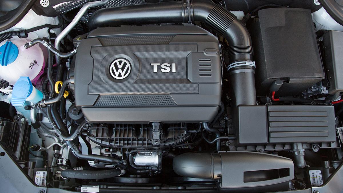Motor 2.0 TSI do VW Jetta