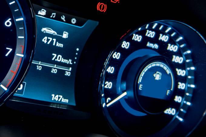 Consumo – Hyundai Azera