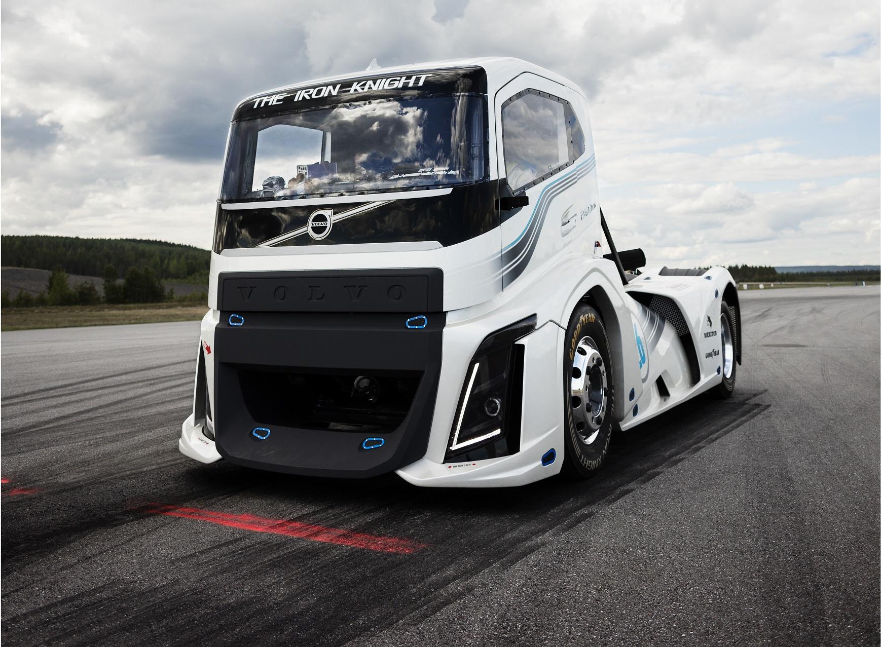 Volvo The Iron Knight