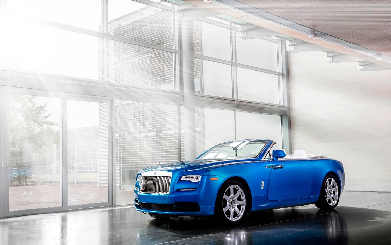 Rolls Royce Dawn Bespoke