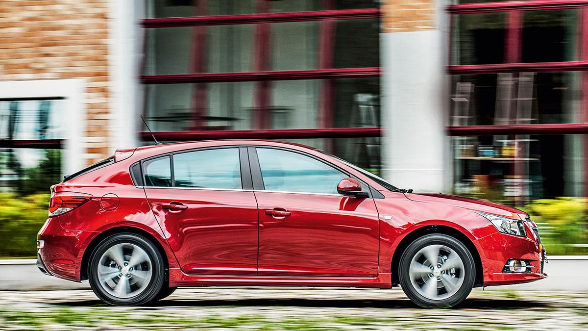 Chevrolet Cruze LT 1.8 LT automático 2012