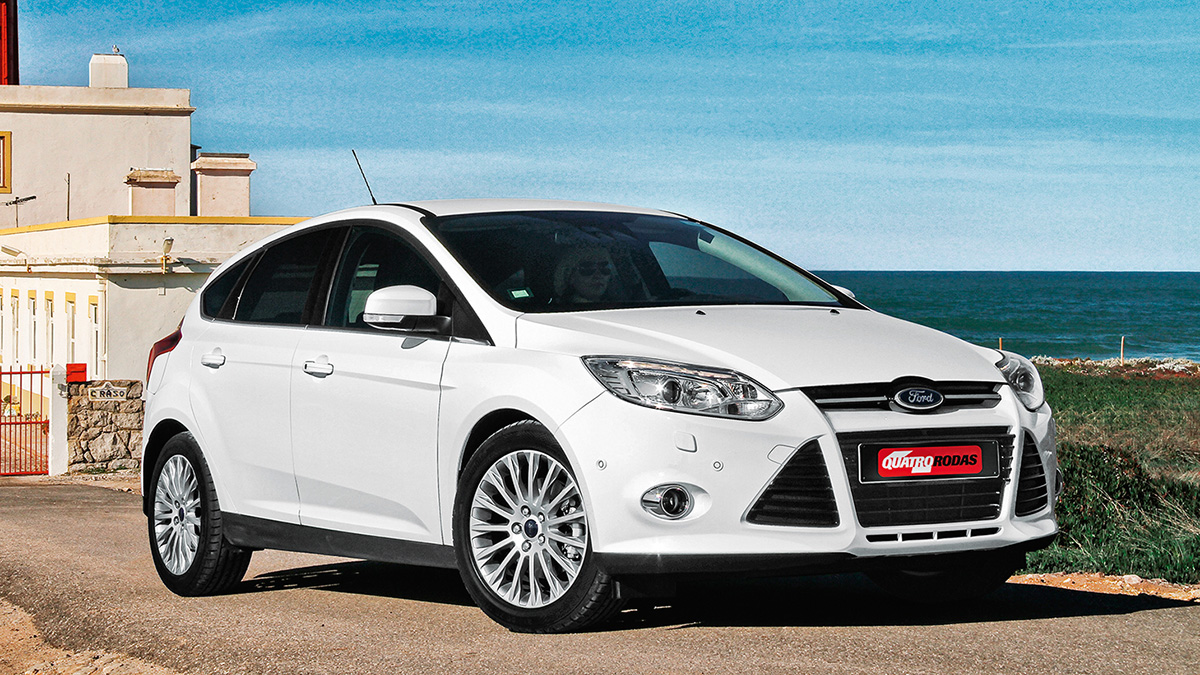 Ford Focus 1.6S 2014