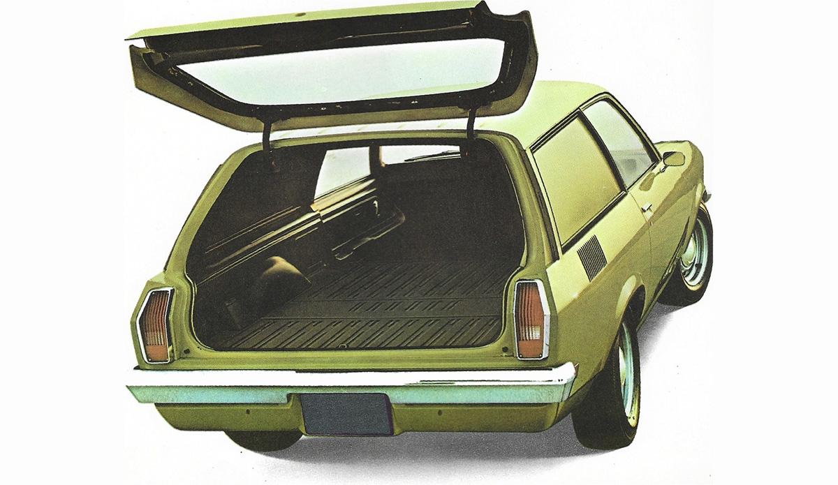Chevrolet Vega Panel