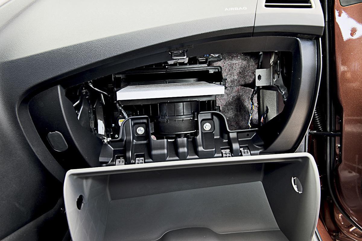 Filtro de cabine do Hyundai HB20