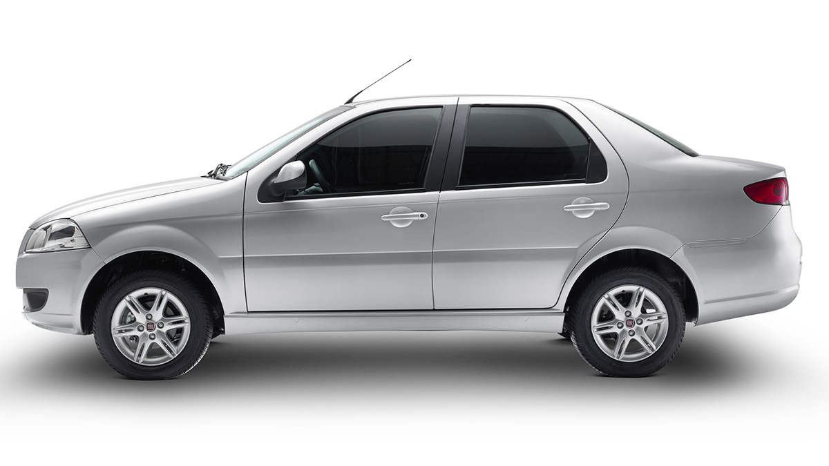 Fiat Siena SL 1.0