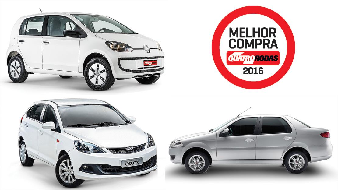 Melhor Compra - carros novos até R$ 37.000