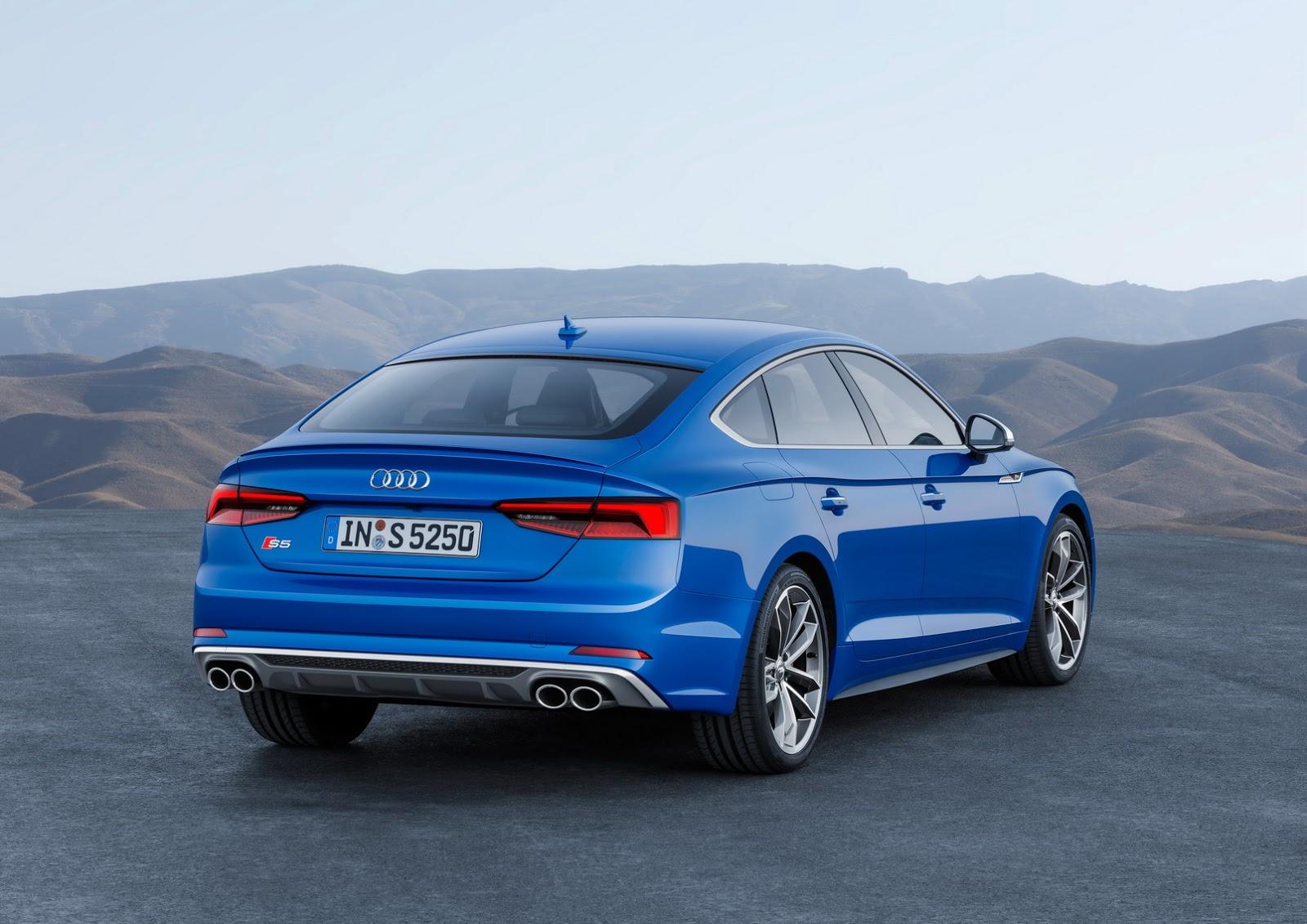 Audi S5 Sportback 2