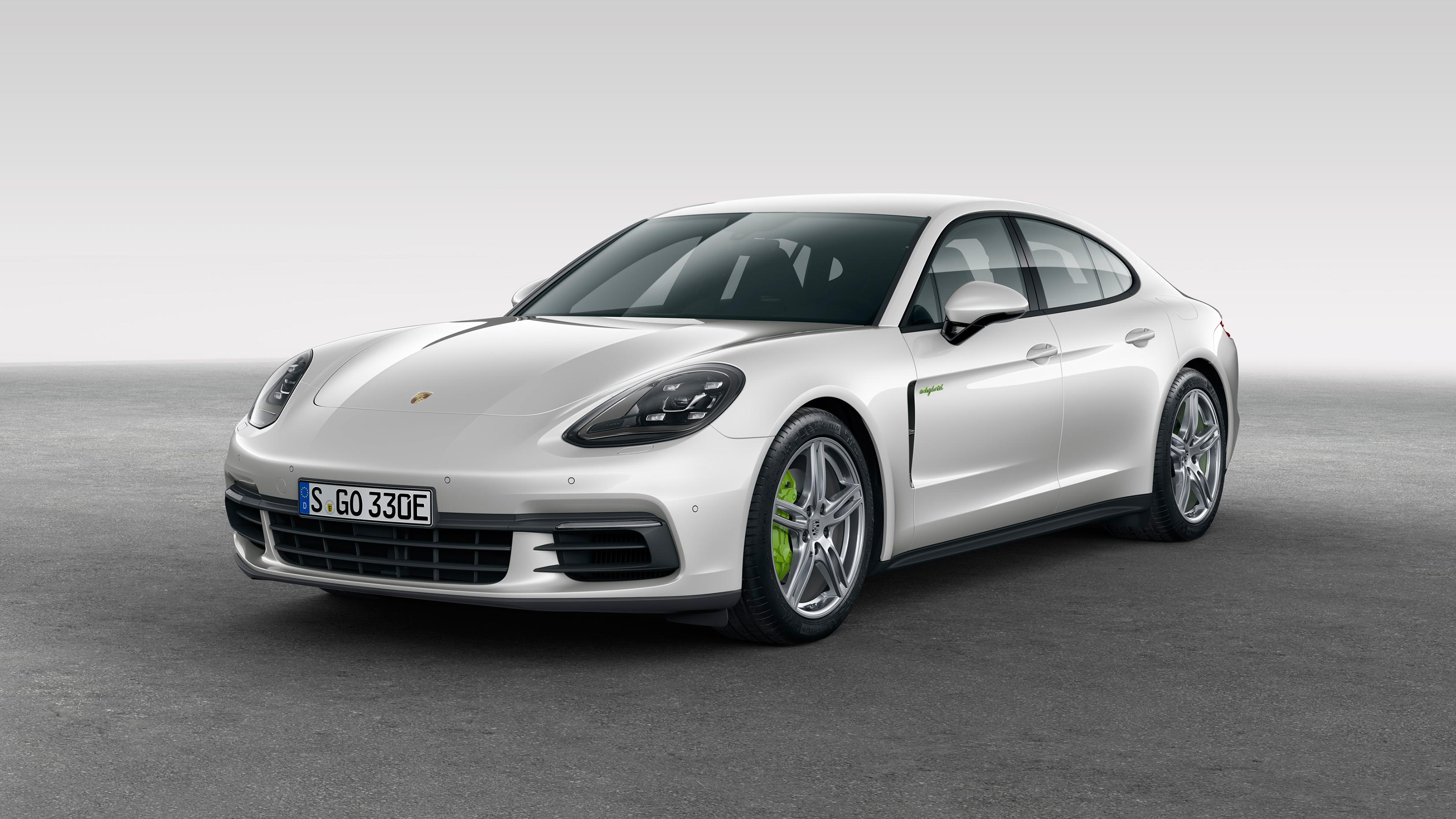 Novo Porsche Panamera 4 E Hybrid Promete Consumo De Ate 40 Km L Quatro Rodas