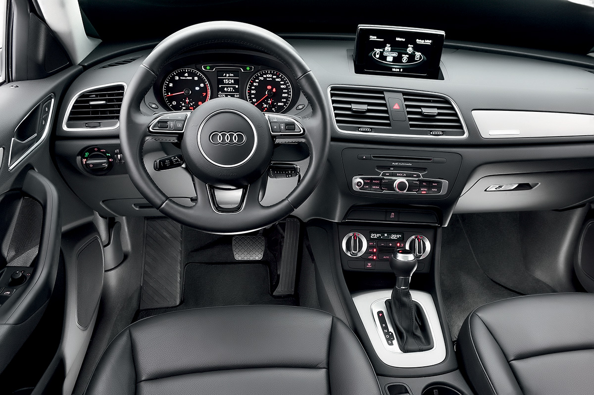 Audi Q3 Attraction 1.4 TFSI