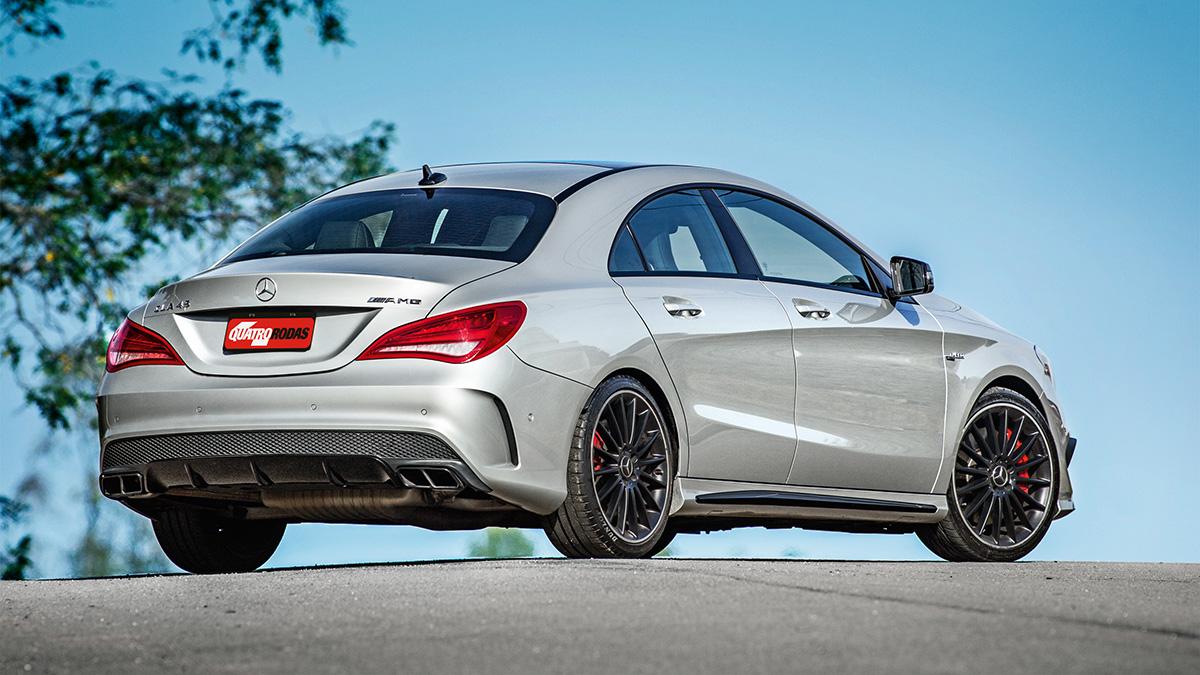 Mercedes-AMG CLA 45