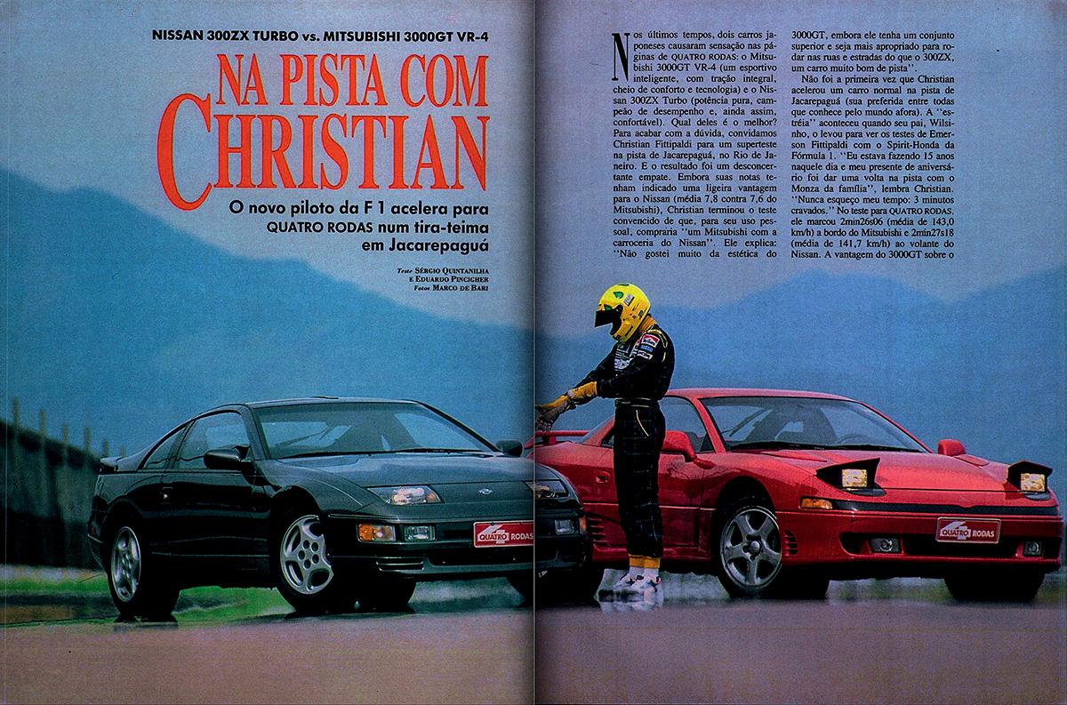 QUATRO RODAS - maio de 1992
