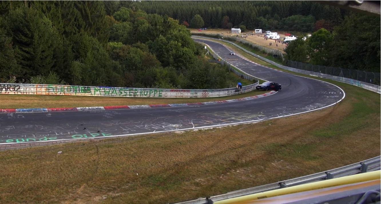 Acidente Nürburgring