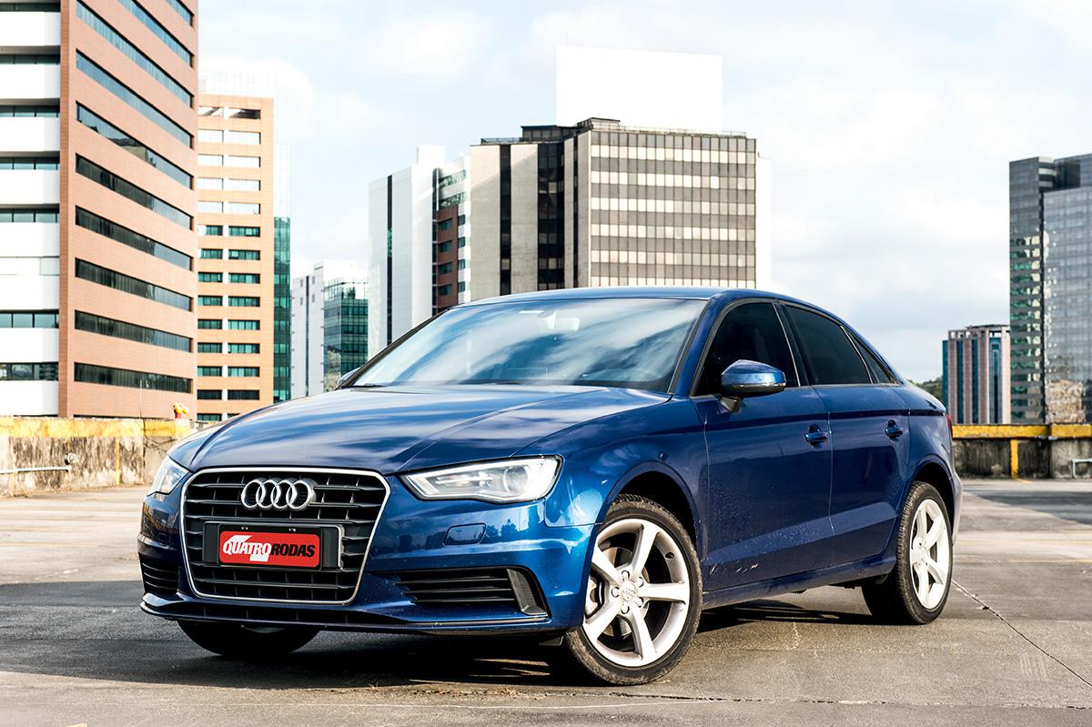 Longa Duração - Audi A3