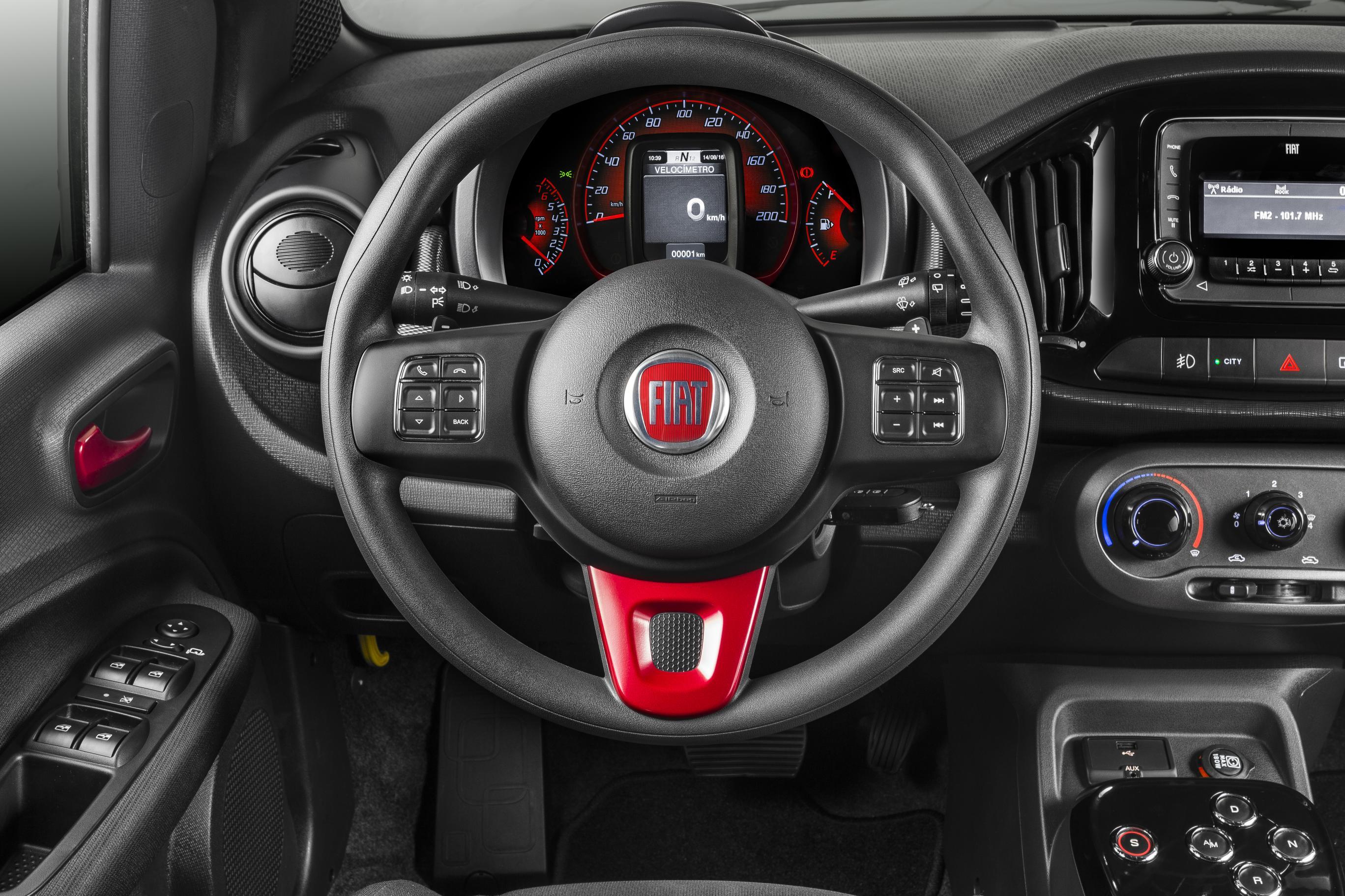 Fiat Uno Way E Sporting Saem De Linha Quatro Rodas