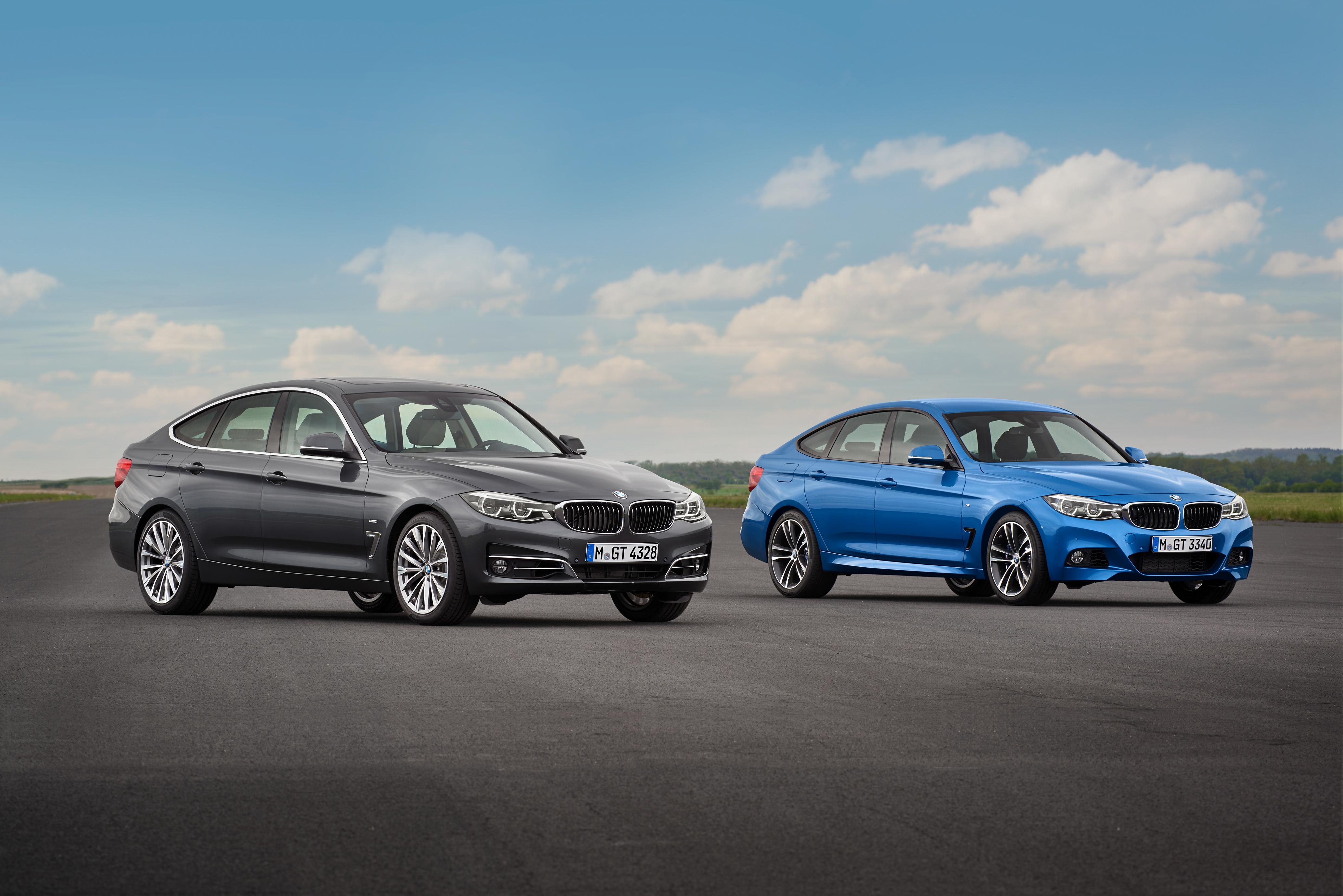 BMW Série 3 GT 1