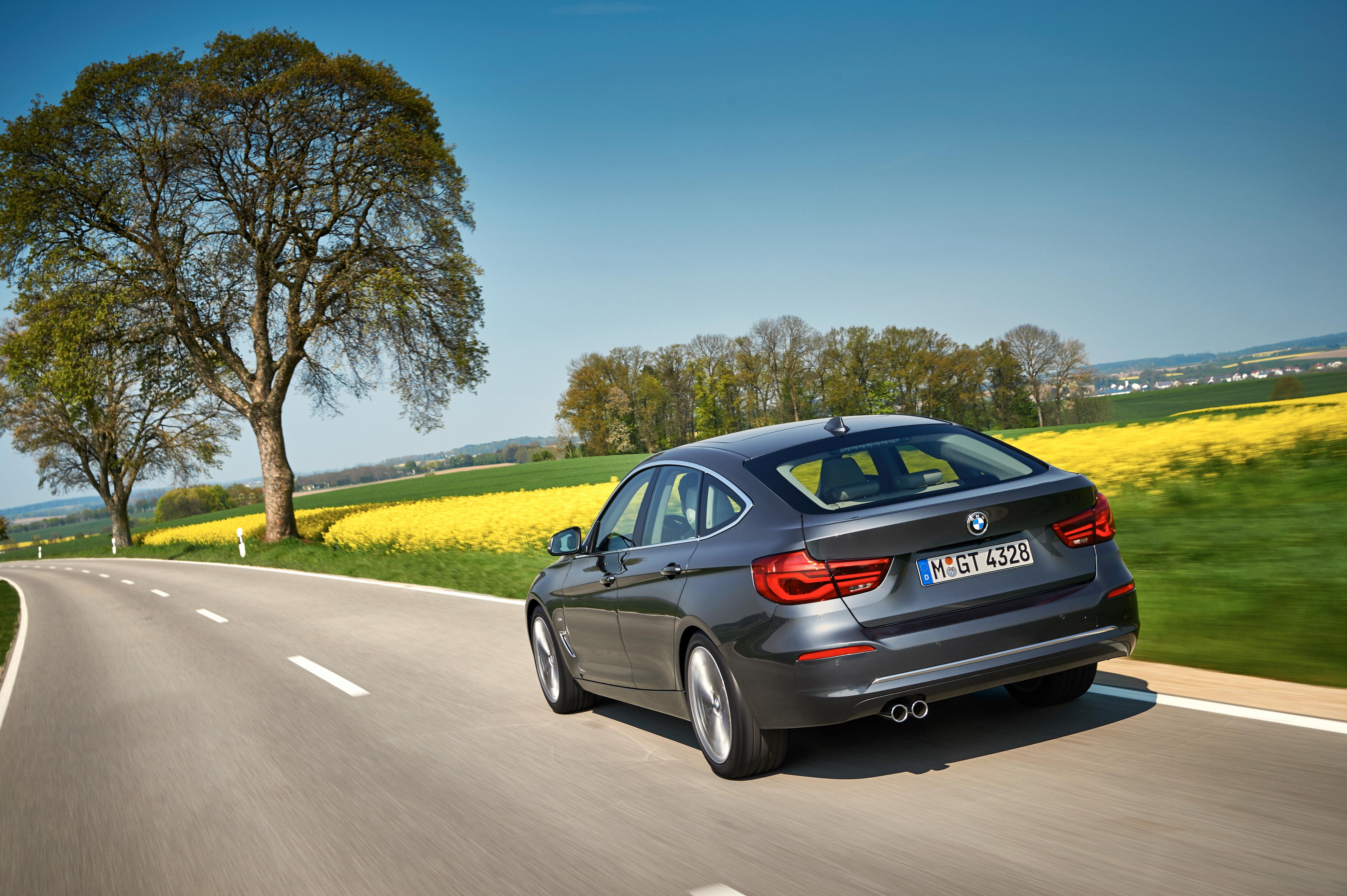 BMW Série 3 GT 2