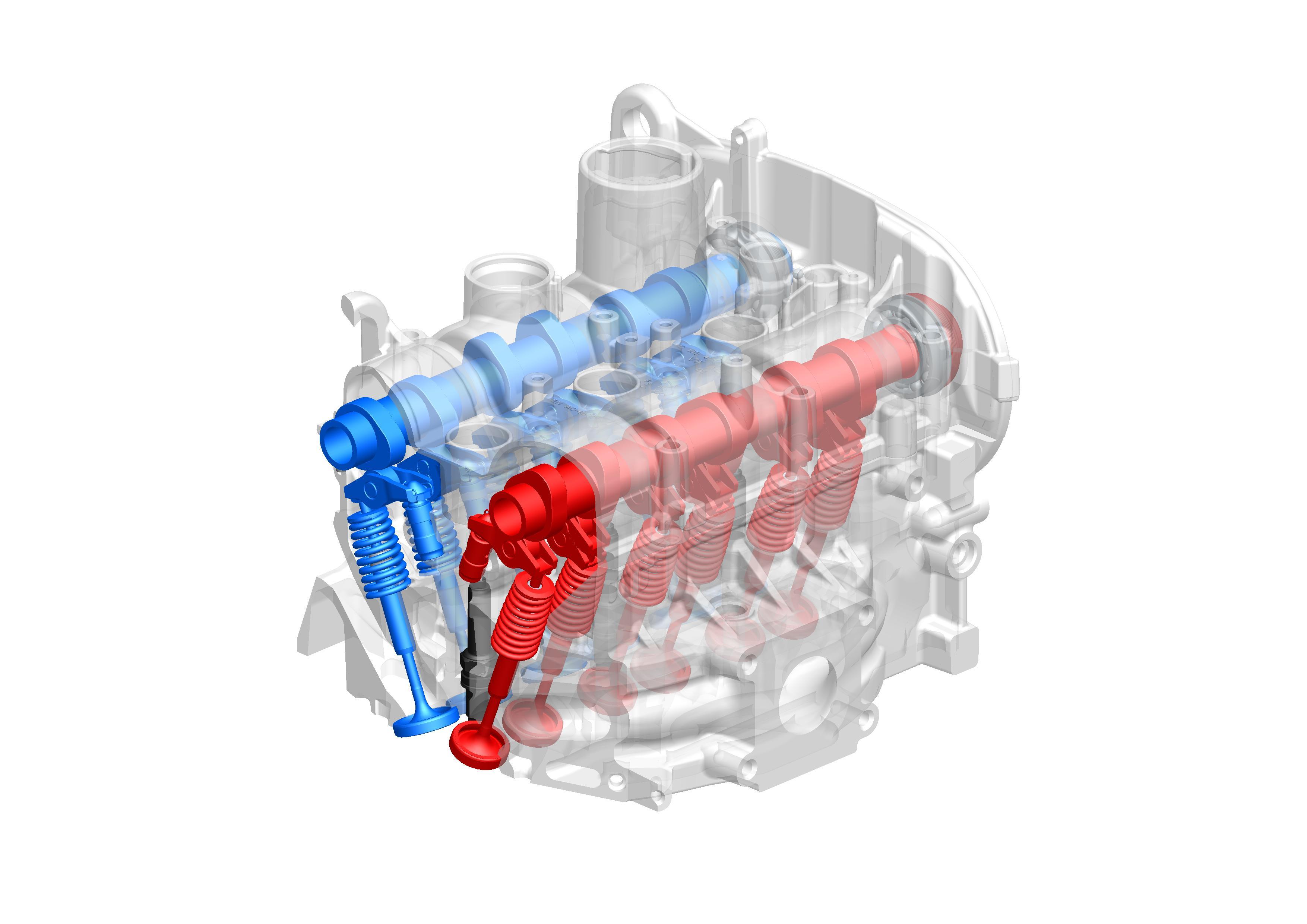 cabeçote do motor 1.0 12v volkswagen