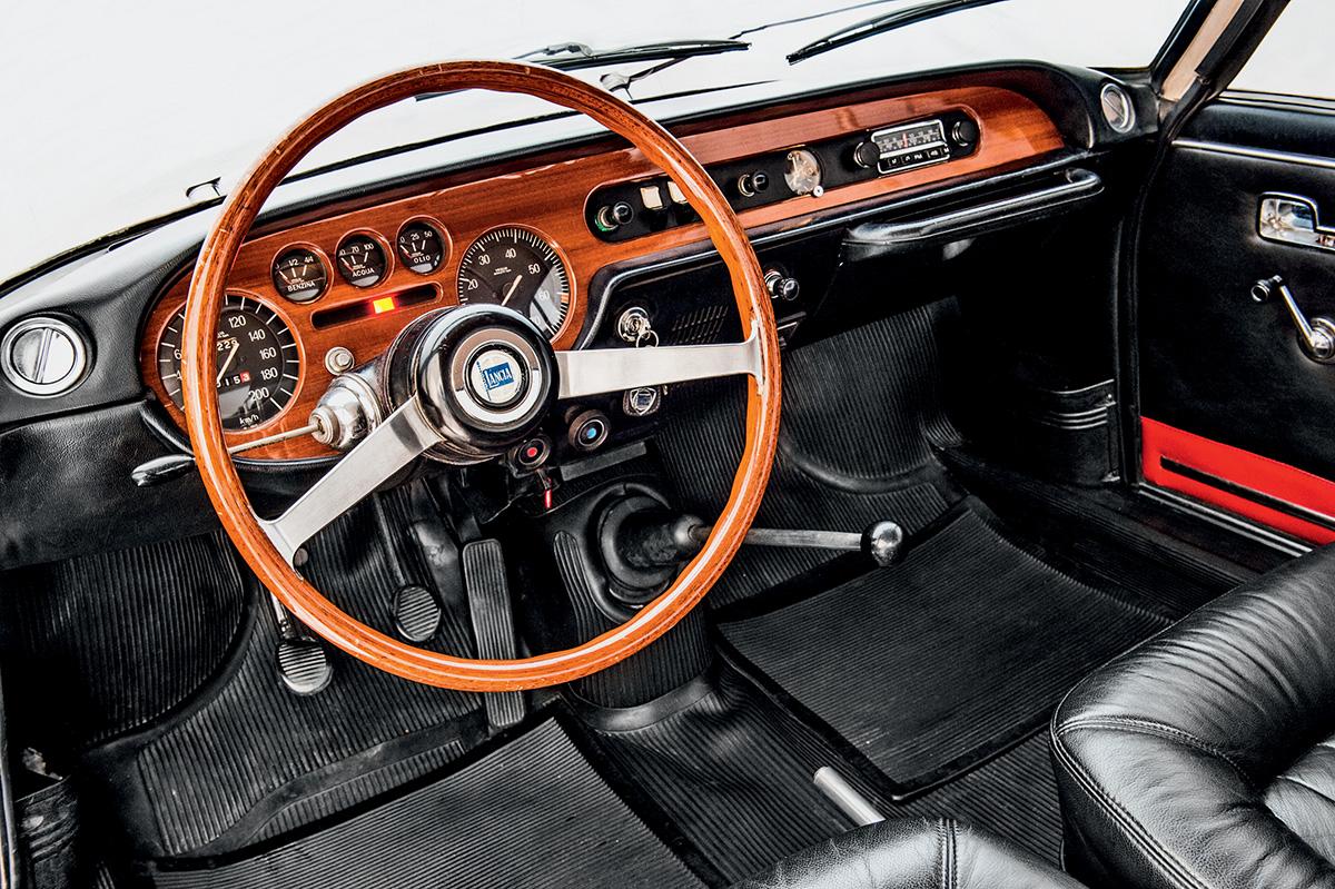 Lancia Fulvia Coupé
