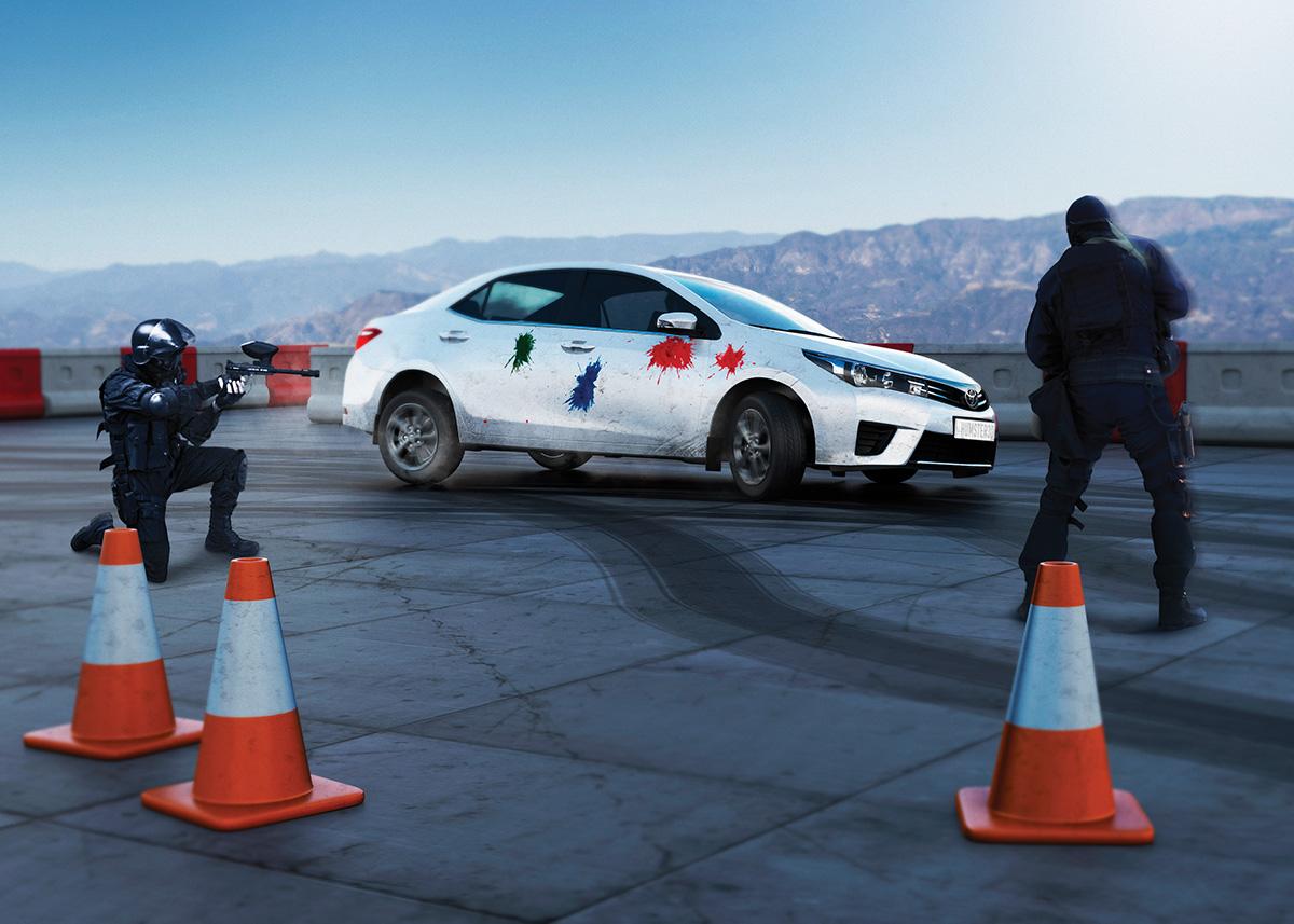 Blindados: como dirigir