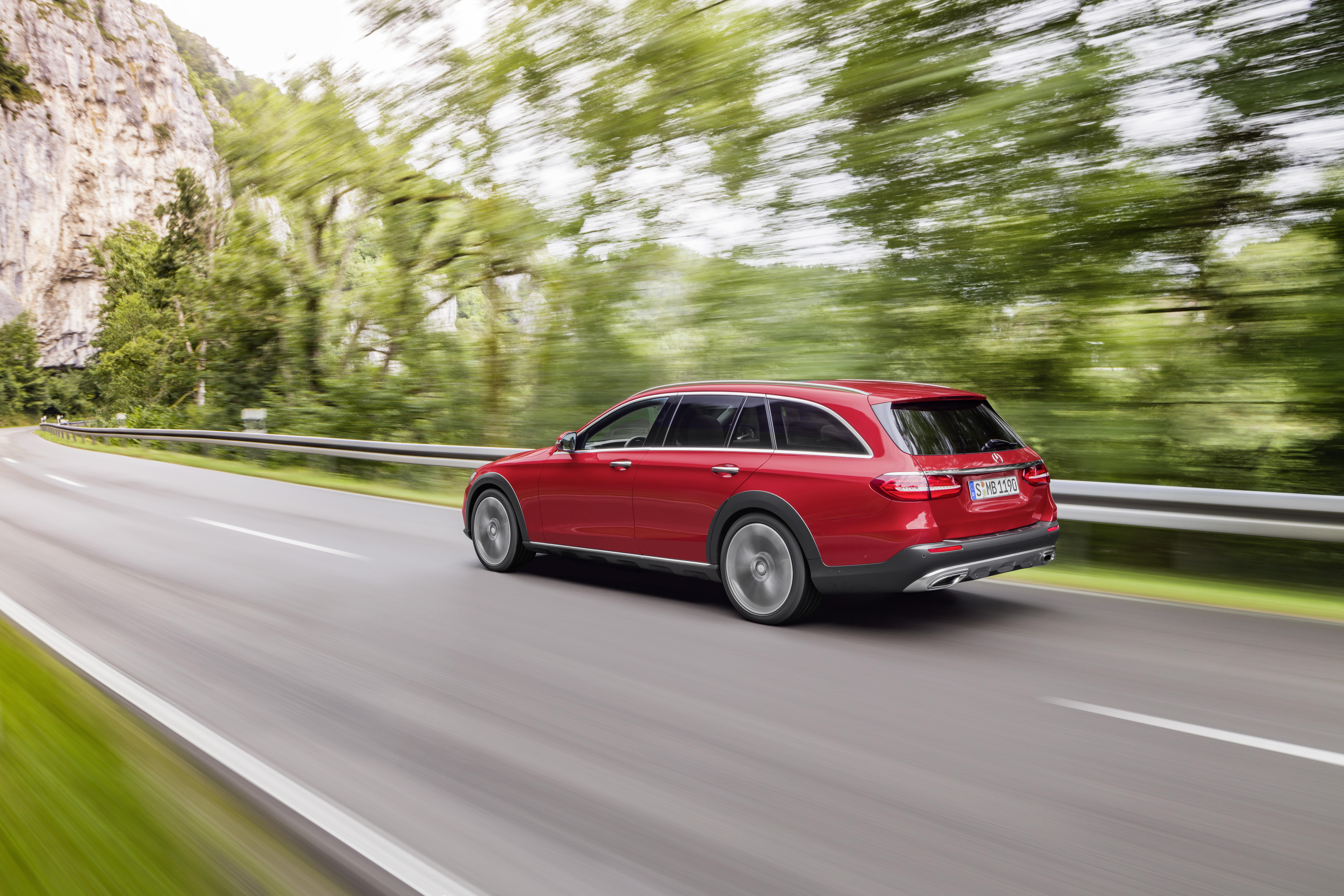 Mercedes- Benz Classe E All Terrain