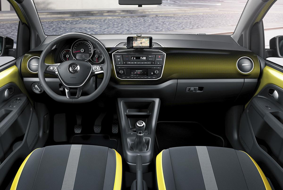 Volkswagen Up! TSI 2017