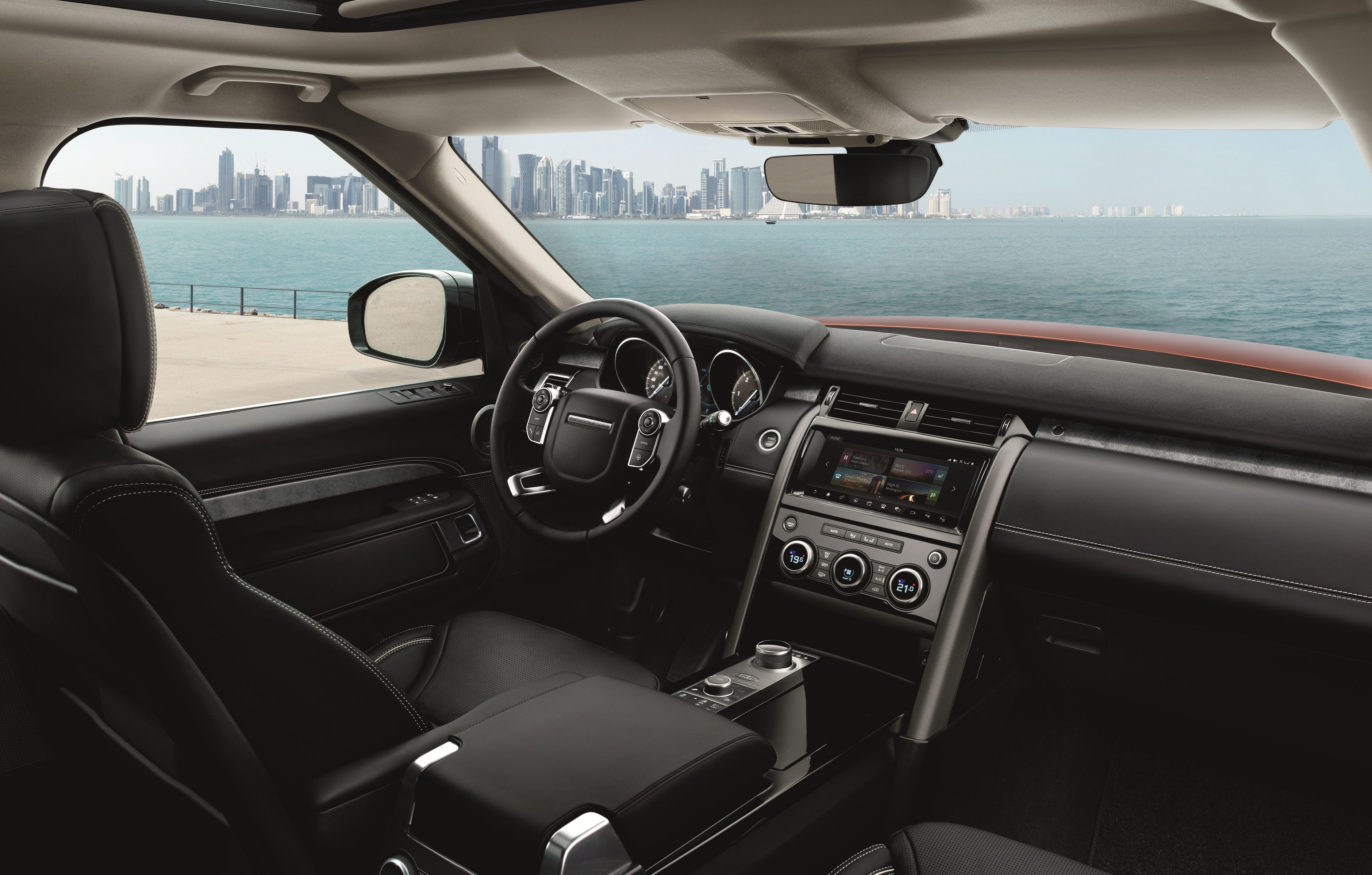 Land Rover Discovery 6