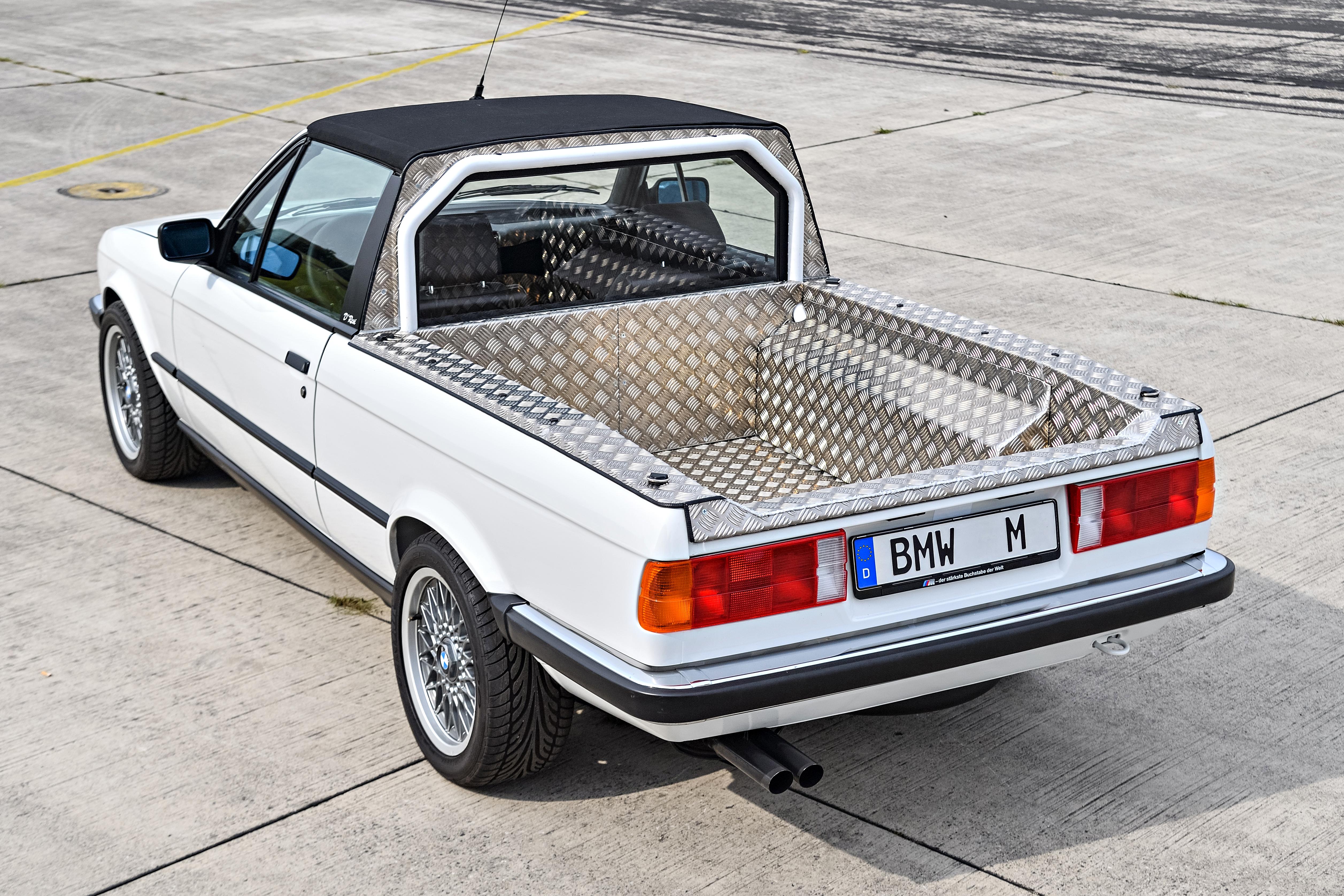 BMW M3 E30 picape