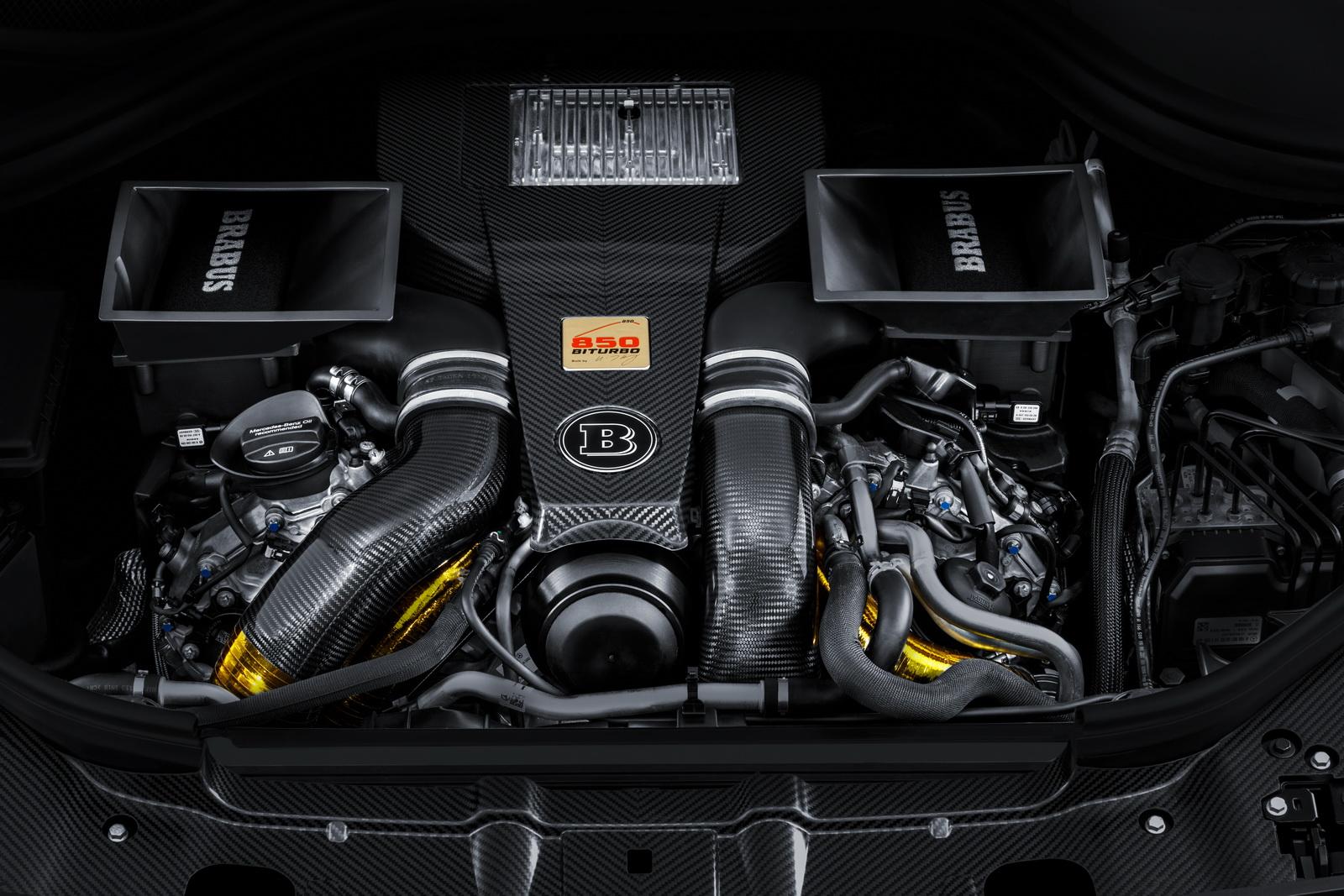 Mercedes-AMG GLS 63 by Brabus