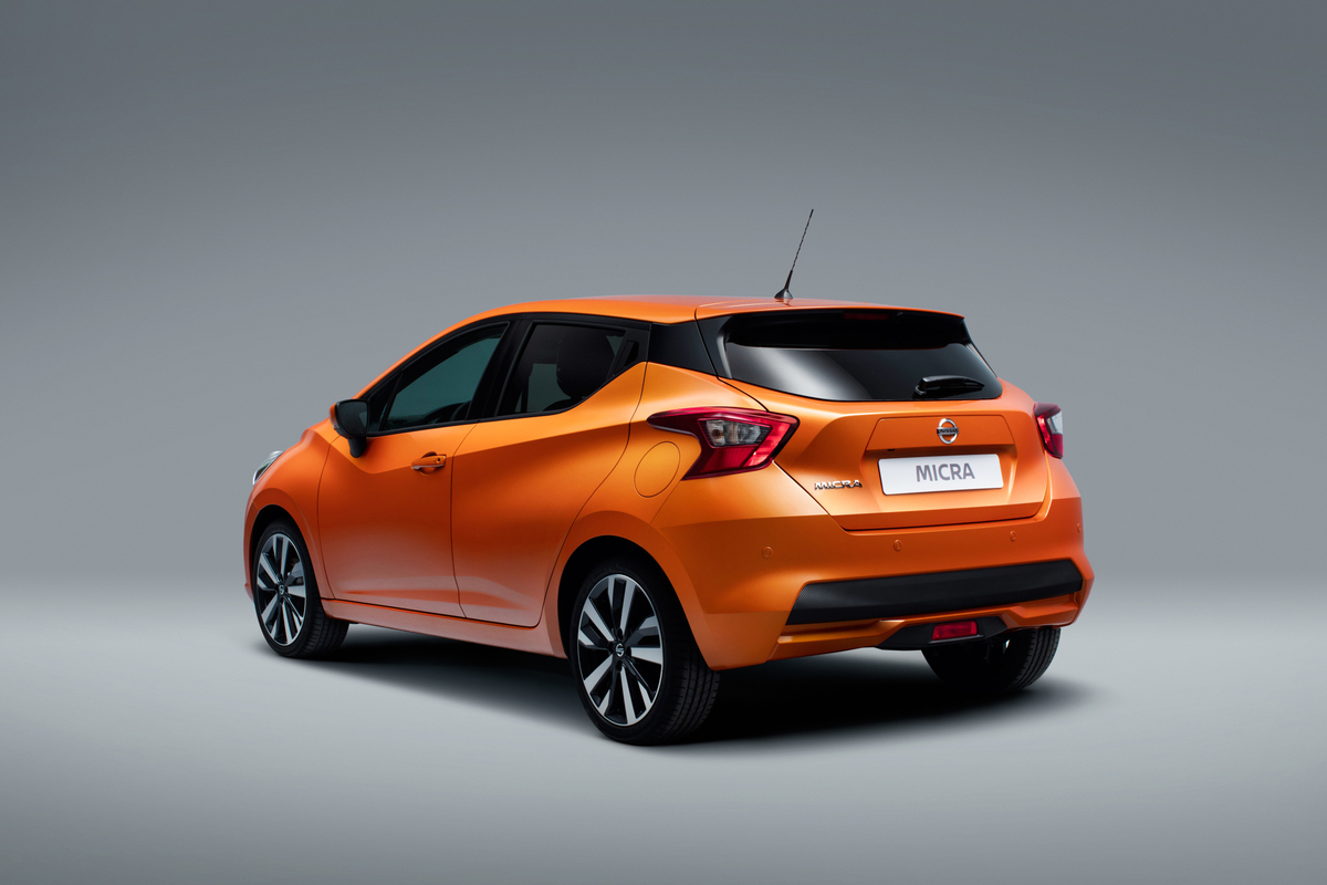 Nissan MIcra (March)