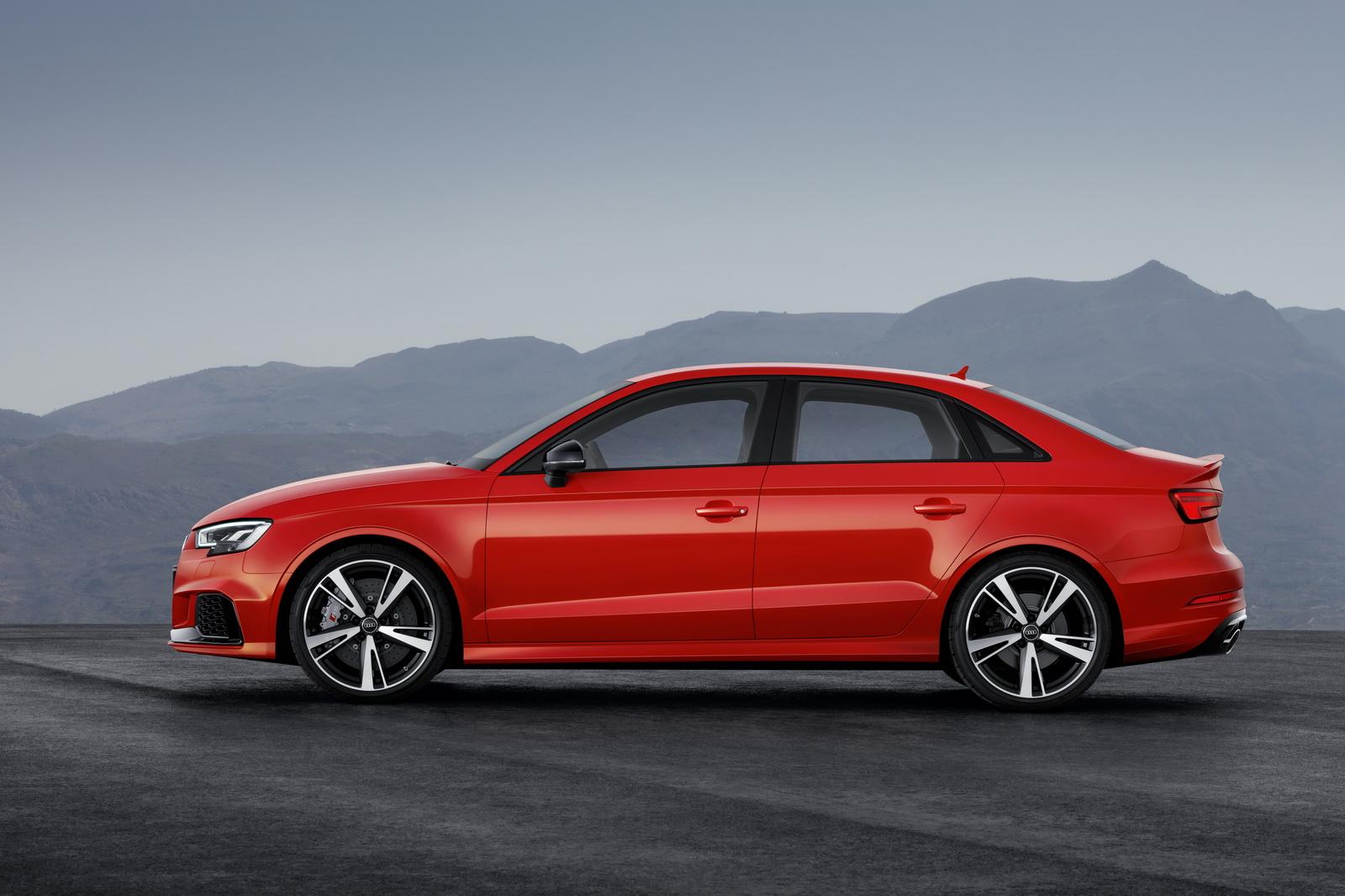 Audi Revela Novo Rs 3 Sedan Com 405 Cv E 48 9 Mkgf Quatro Rodas