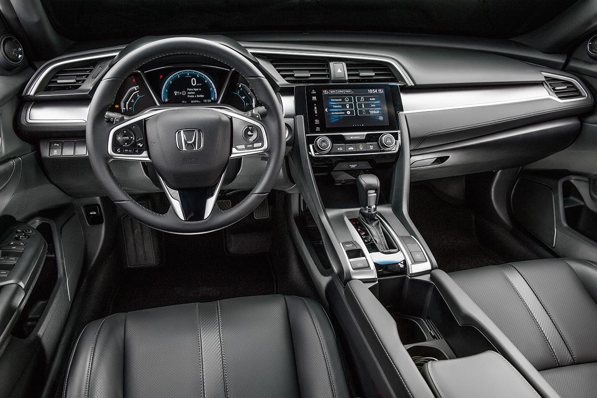 Honda Civic Touring 1.5 Turbo