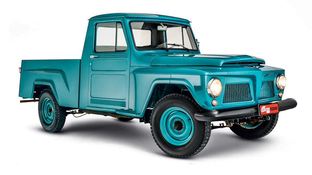Willys Pick-up Jeep / Ford F-75