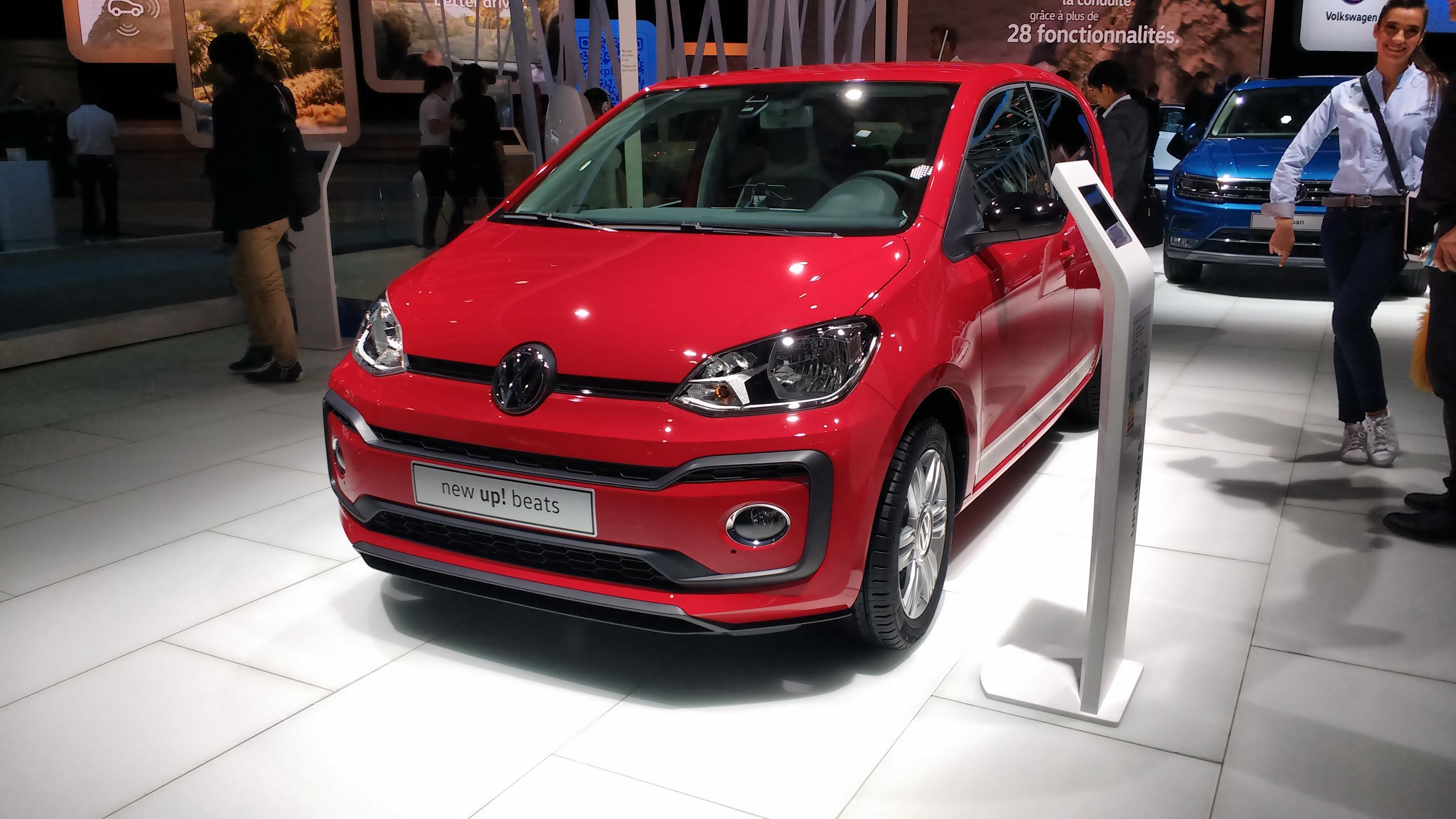 VW Up 1