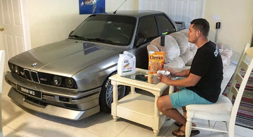 BMW M3 E30 Randy
