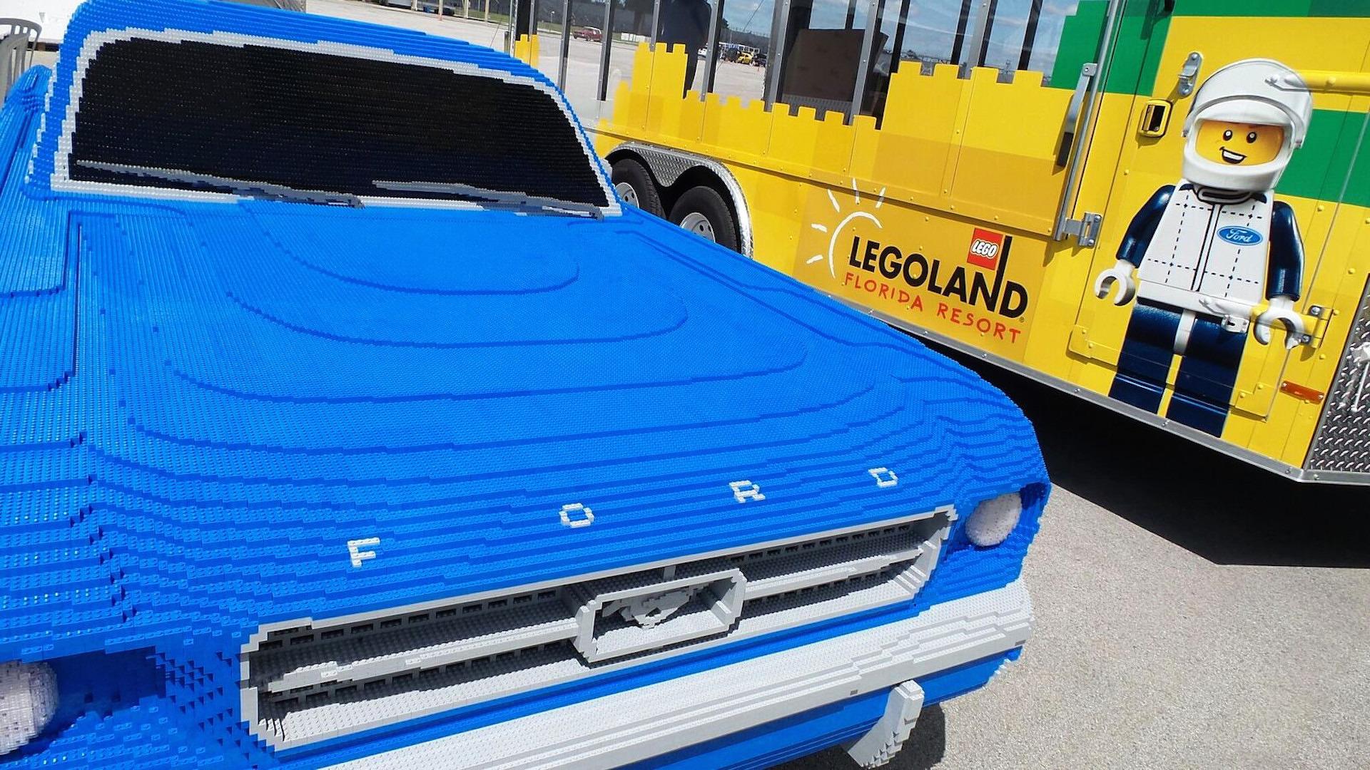 Mustang 1964 Lego
