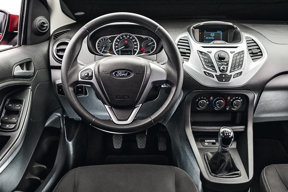 Ford Ka SEL 1.5 - 2