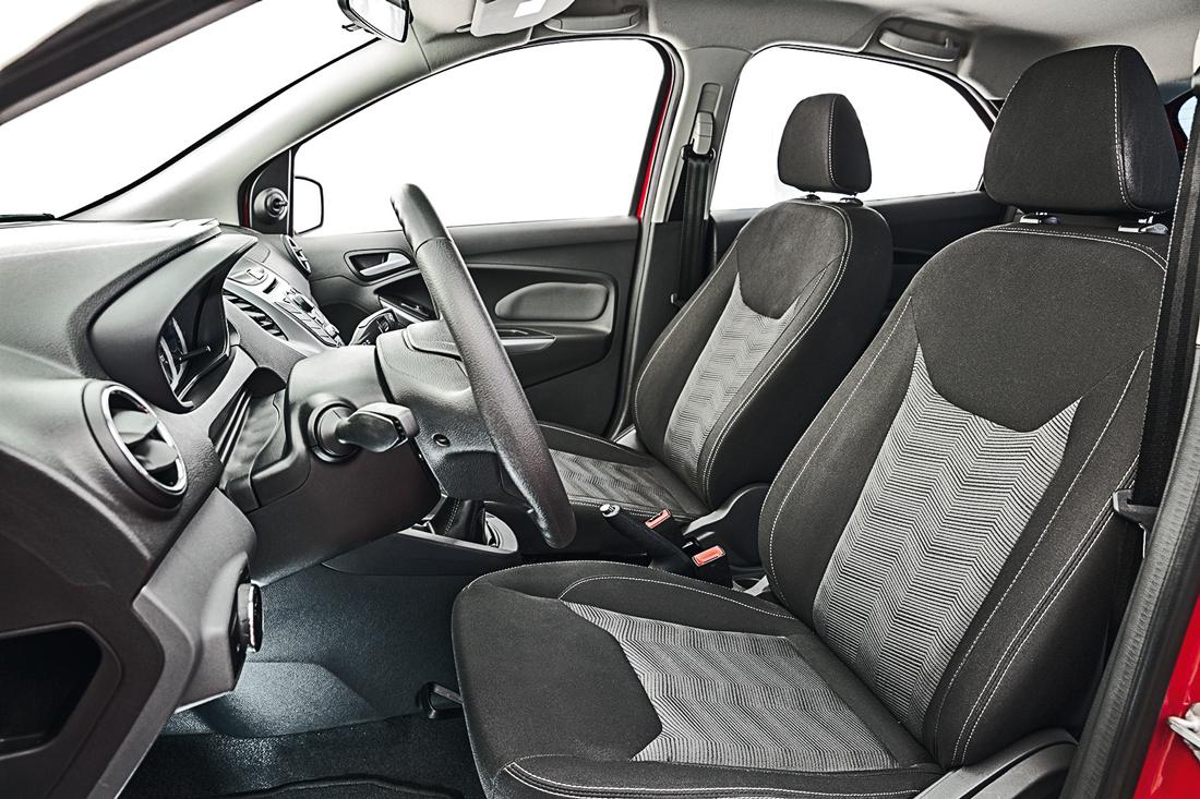 Ford Ka SEL 1.5 - 3