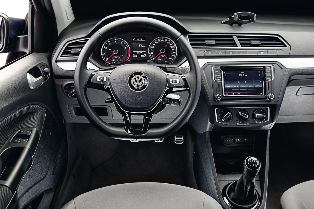 VW Gol Highline 1.6 - 2
