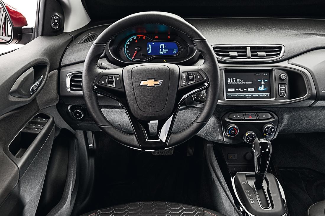 Chevrolet Onix LTZ 1.4 Eco