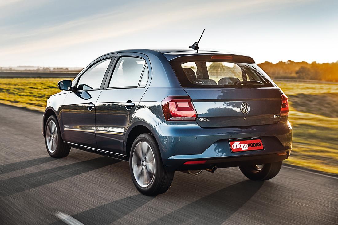 VW Gol Highline 1.6